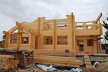 bois pour construction chalet
