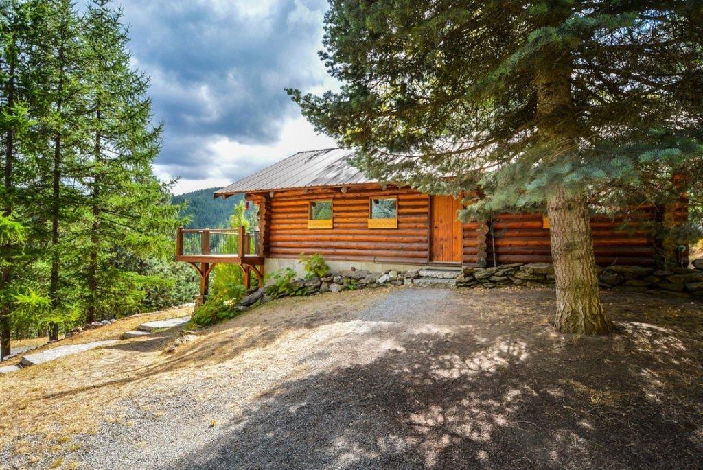 bungalow en bois