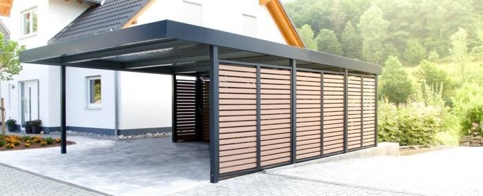 carport terrasse aluminium 5x4
