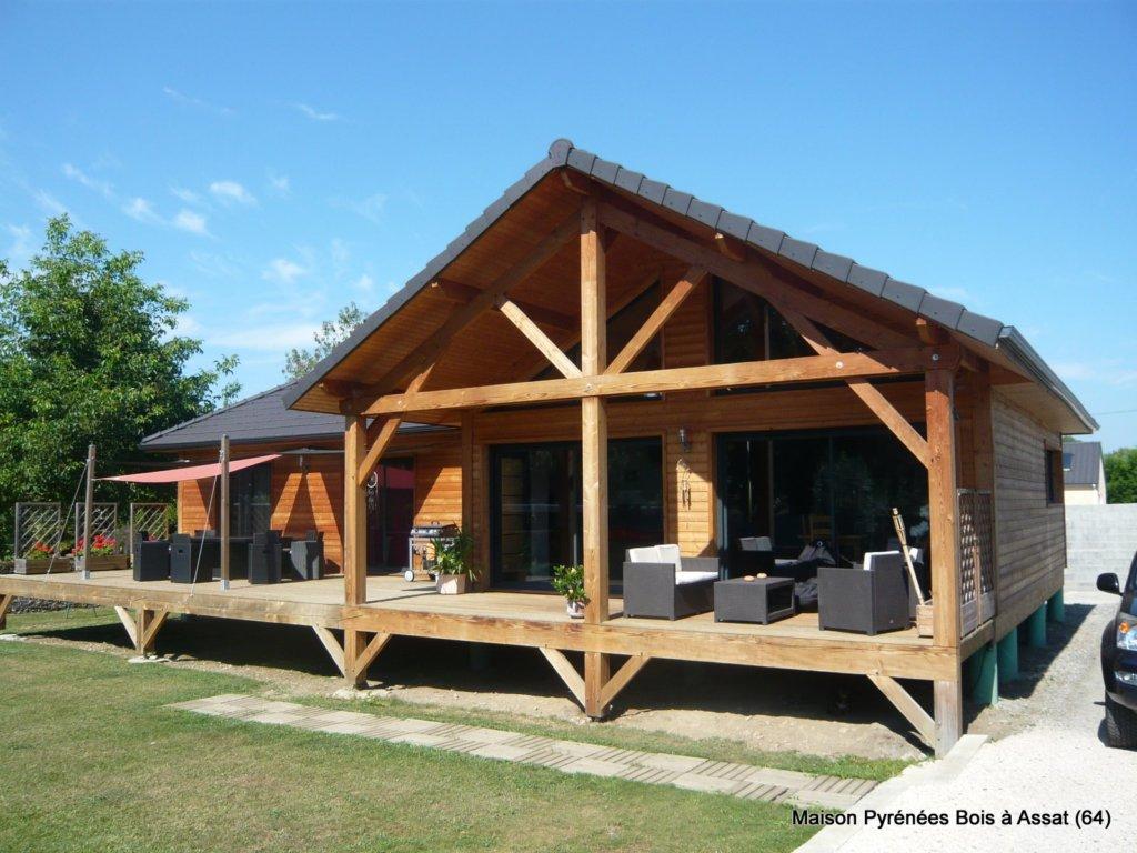 Chalet Bois Kit Pas Cher - abri jardin bois France