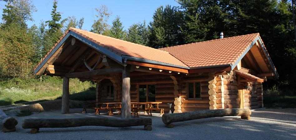 Chalet En Bois Habitable - abri jardin bois France