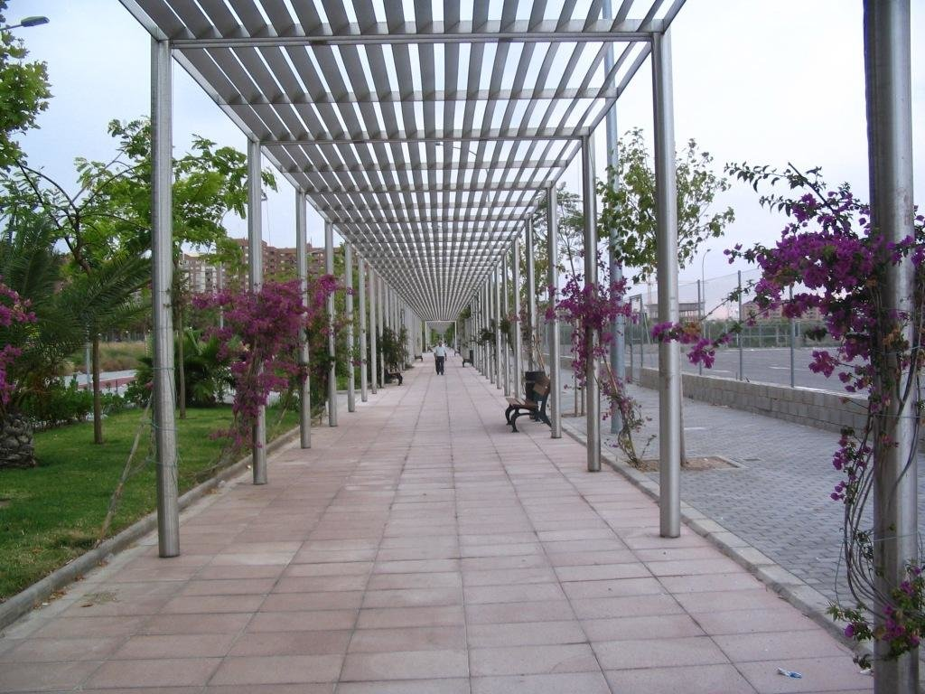 decoration pergola