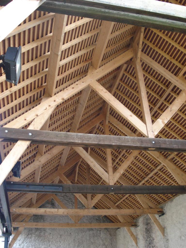 faire un toit pergola