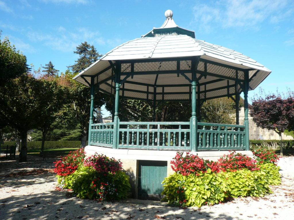 Kiosque De Jardin - abri jardin bois France