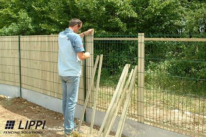 Leroy Merlin Lames Pvc Abri Jardin Bois France