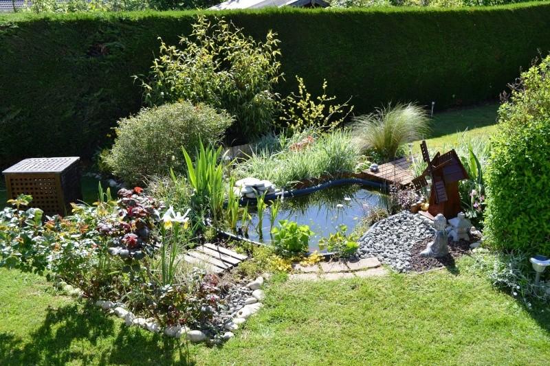 mon aménagement jardin extérieur