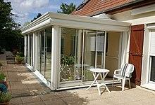 polycarbonate pour toiture véranda